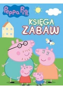 Peppa Pig - Księga zabaw - Zgadnij, rysuj i kol...