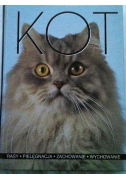 Kot. Rasy, pielęgnacja, zachowanie, wychowanie.
