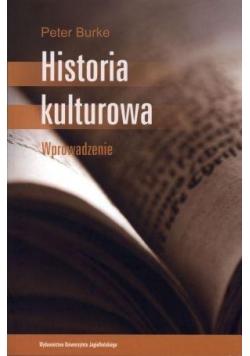 Historia kulturowa. Wprowadzenie
