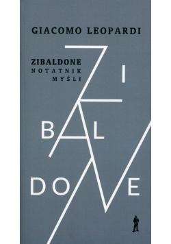 Zibaldone Notatnik myśli