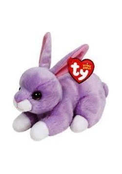 Beanie Babies Dash - Fioletowy Królik 15cm