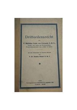 Drittordensrecht, 1936 r.