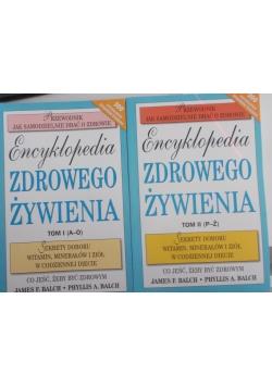 Encyklopedia zdrowego żywienia tom I,II
