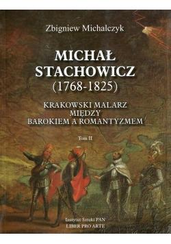 Michał Stachowicz 1768-1825 Tom 2