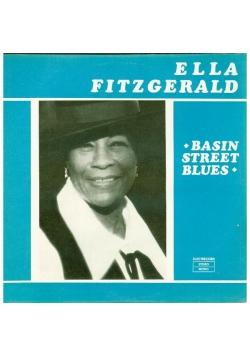 Basin Street Blues, płyta winylowa