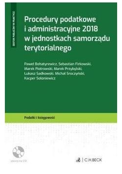 Procedury podatkowe i administracyjne 2018...