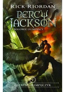 Ostatni Olimpijczyk Percy Jackson i bogowie olimpijscy V