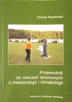 Przewodnik do ćwiczeń terenowych z meteorologii i klimatologii