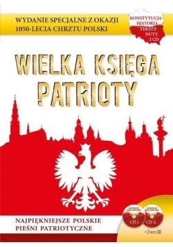 Wielka księga patrioty +2 CD