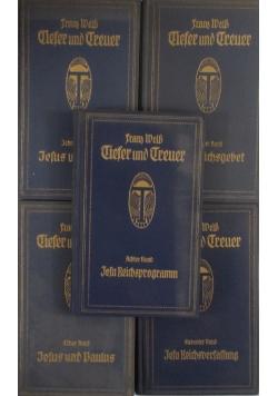 Tiefer und Treuer, t. VII-XI,  1917-1918 r.