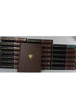 Encyclopedia Britannica , Tomy 1-20 + index
