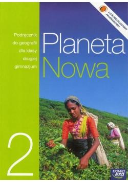 Geografia GIM 2 Planeta Nowa podr w.2014 NE