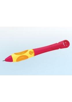 Griffix Ołówek L czerwony BL 2014 leworęczni