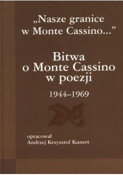 Bitwa o Monte Cassino w poezji 1944-1969