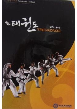Taekwondo vol.1-6, DVD