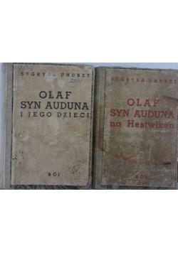 Olaf syn Auduna i jego dzieci, tom 1 i 2