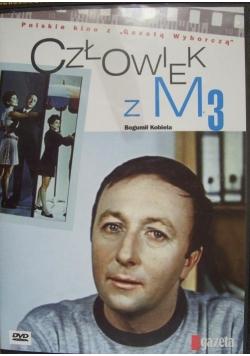 Człowiek z M3, DVD