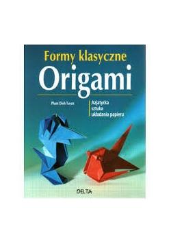 Origami formy klasyczne