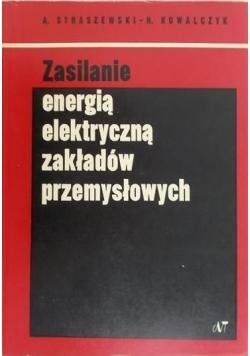 Zasilanie energią elektryczną zakładów przemysłowych