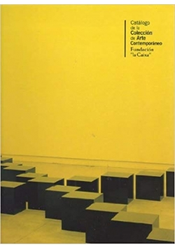 Catalogo de la Coleccion de Arte Contemporaneo