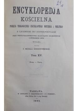 Encyklopedja kościelna, T. XV, 1883 r.