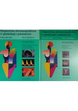 Diagnostyka ultrasonograficzna w ginekologii i położnictwie, tom 1,2