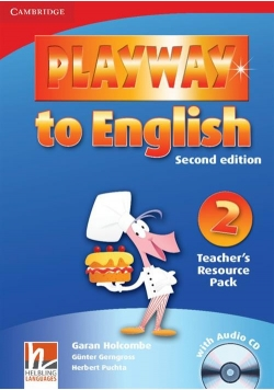 Playway to English 2 Teacher's Resource Pack + CD