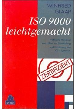 ISO 9000 leichtgemacht