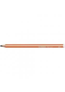Ołówek Trio Thick HB pomarańczowy (12szt) STABILO