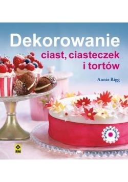 Dekorowanie ciast, ciasteczek i tortów w.2017