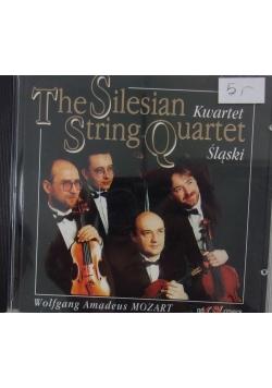 Th Silesian String Quartet,płyta CD