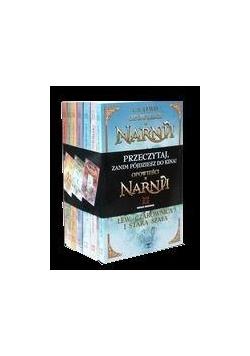 Opowieści z Narnii tom 1-7 - C.S. Lewis w.2012