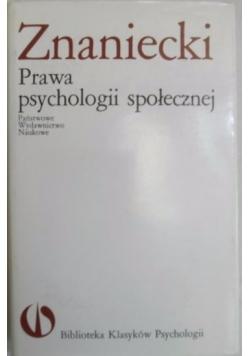 Prawa psychologii społecznej