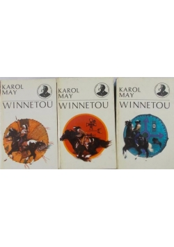 Winnetou, Tom I-III