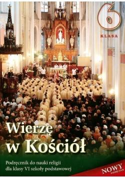 Religia SP 6 podr. Wierzę w Kościół WDS