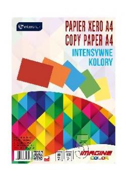 Papier ksero A4/100 5 kolorów intens. x 20K