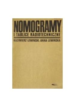Nomogramy i tablice radiotechniczne