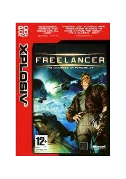 Freelancer the universe of possibility, PC CD