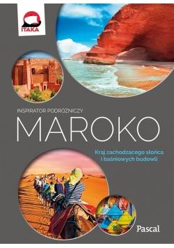 Inspirator podróżniczy. Maroko