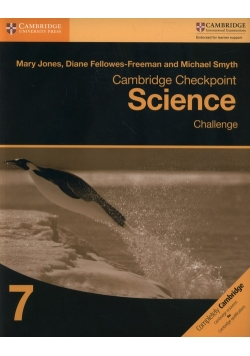 Cambridge Checkpoint Science Challenge 7