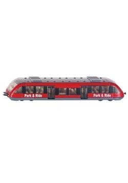 Siku 16 - Pociąg regionalny S1646