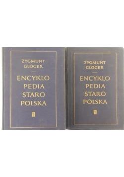 Encyklopedia Staropolska  t. I-II