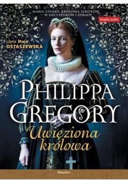 Uwięziona królowa audiobook