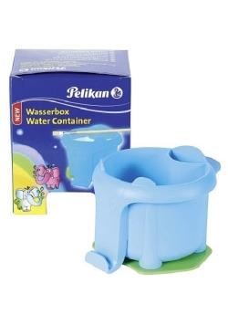 Pojemnik na wodę do farb Słoń niebieski