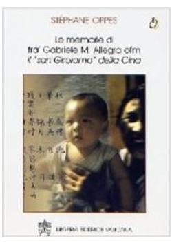 MEMORIE DI FRA GABRIEL M ALLEGRA OFM