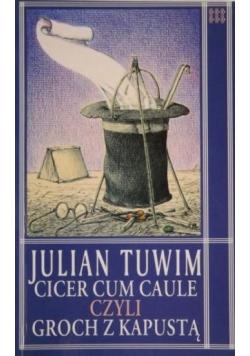 Cicer cum caule czyli Groch z kapustą