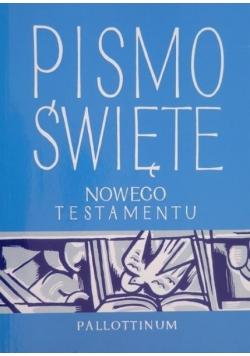 Pismo Święte Nowego Testamentu duży format BR