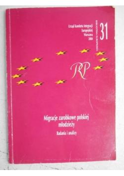 Migracje zarobkowe polskiej młodzieży