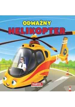 Pojazdy - Odważny helikopter