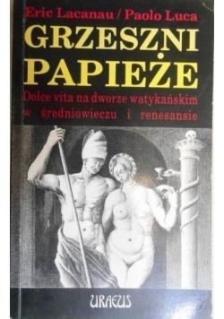 Grzeszni papieże
